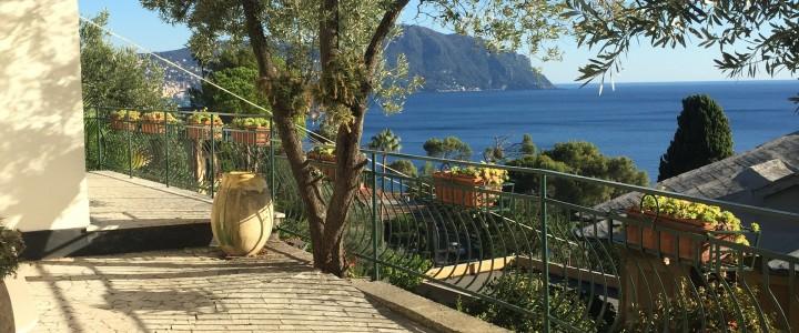 Pieve Ligure (Villa Bifamiliare)