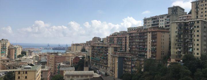 Genova (inizio Via Ventotene)